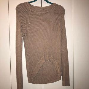 BB Dakota High Low Sweater